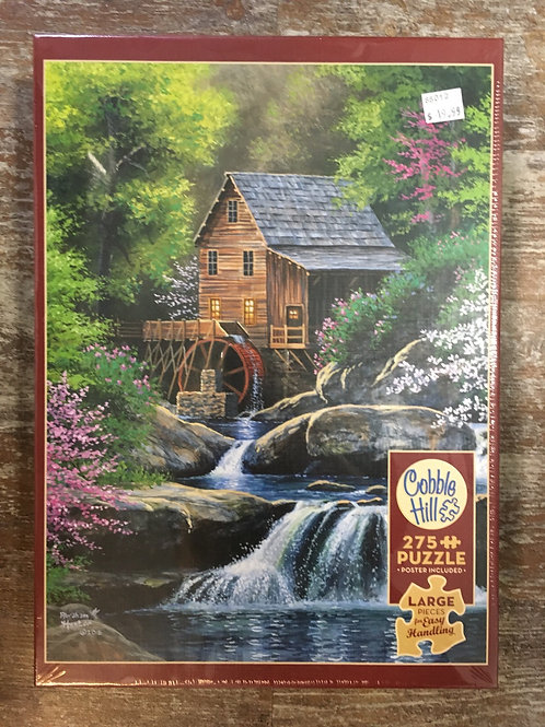 Spring Mill - 275 Piece Cobble Hill Puzzle