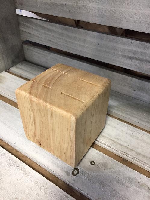 Wood Spreader Block by Grassland Roads