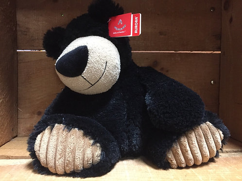 "10"" Expresso Bear Plush Stuffed Animal"