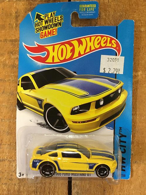 2005 Ford Mustang GT HW City Hot Wheel