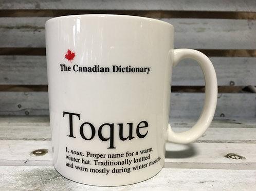 """""""Toque"""" Ceramic Mug"""