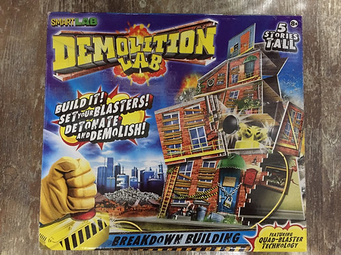 Demolition Lab Smart Lab Science Learning Toy