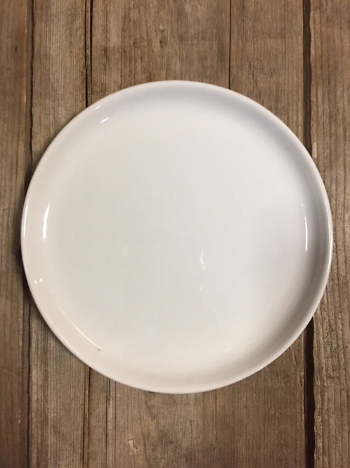 """5.5"""" x 5.25"""" Ceramic Nibble Plate or Candle Holder by Abbott"""