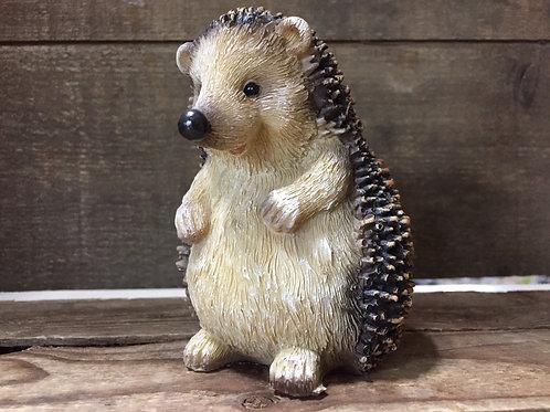 "4.25"" x 3.5"" x 3.25"" Hedgehog Figurine by SDS Distributors"