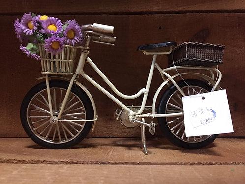 "9"" x 5"" x 2.5"" Metal Bicycle by Abbott"