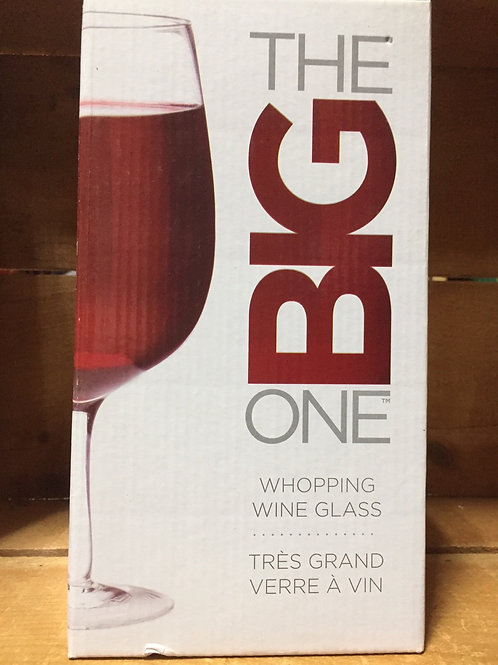 Whopping Wine Glass - 750ml - The Big One