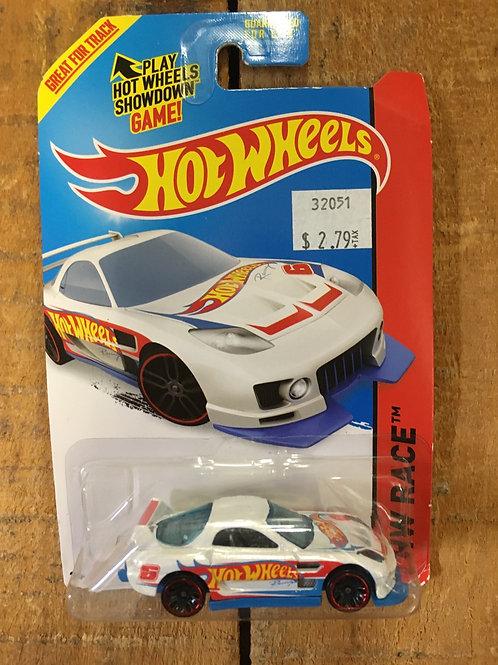 24/Seven HW Race Hot Wheel