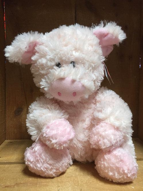 "10"" Pig Tubbie Wubbies Plush Stuffed Animal"