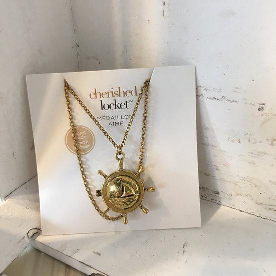 Secret Compartment Necklace