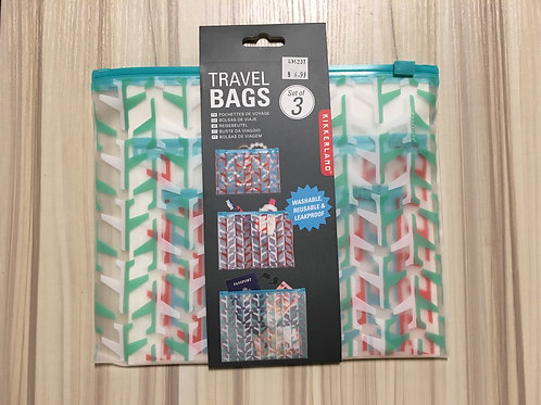 Set of 3 Travel Bags