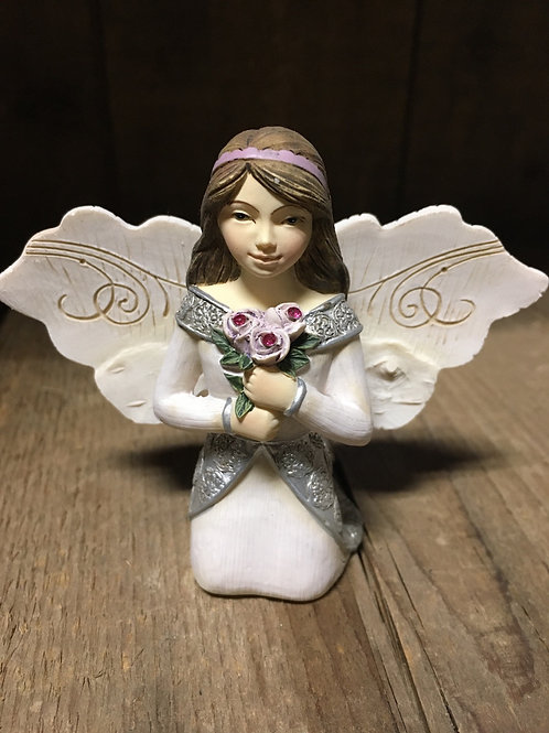 Birthstone Angel - July