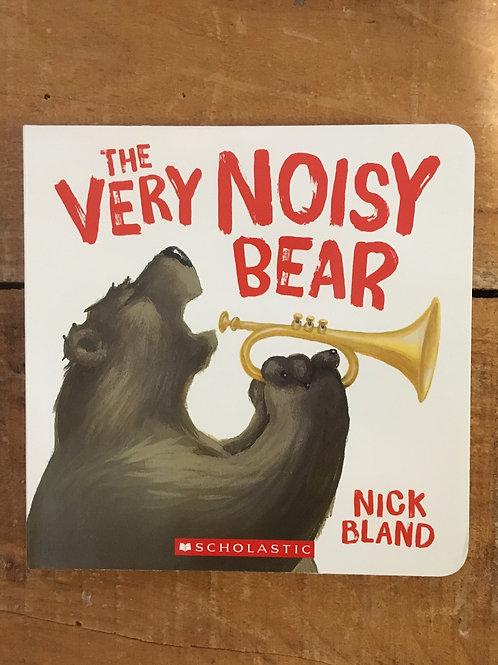 The Very Noisy Bear Board Book