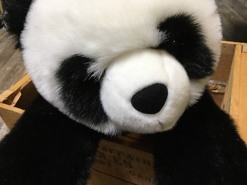 "24"" x 12"" x 8"" Panda Aurora Brand Plush Stuffed Animal"