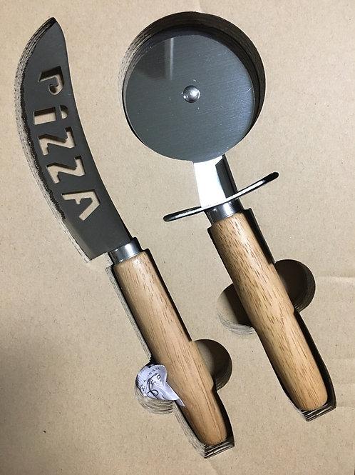 Pizza Cutter Set