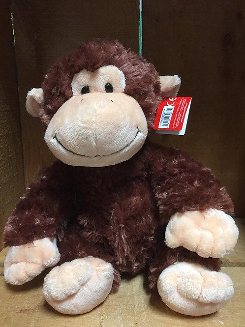 "10"" Chimp Tubbie Wubbies Plush Stuffed Animal"
