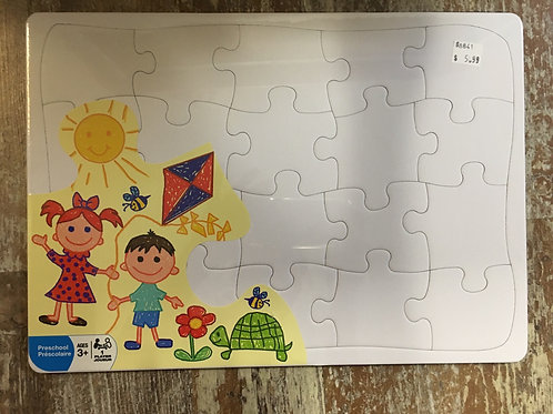 Create Your Own Puzzle 20 Piece