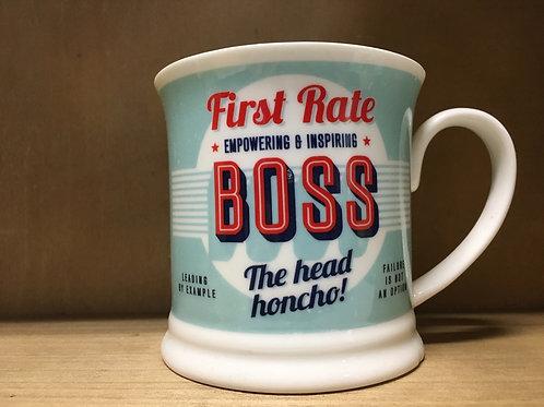 Boss Ceramic  Mug