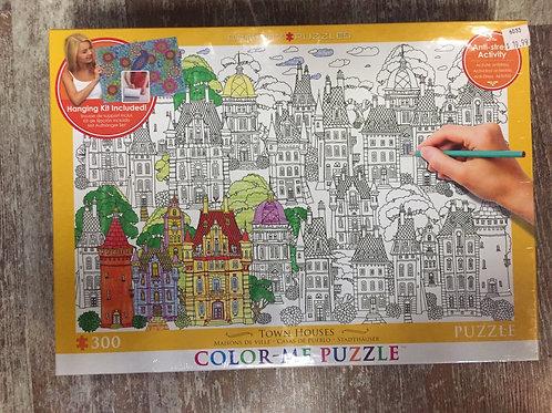 300 Piece Colour-Me Puzzle