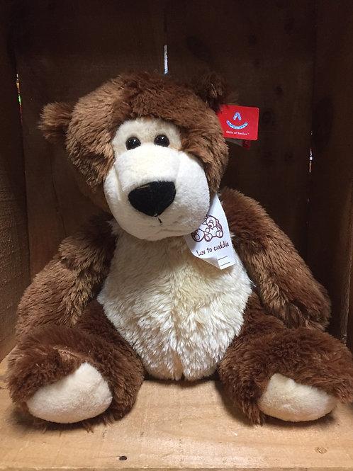 "12"" Luv to Cuddle Bear Plush Stuffed Animal"