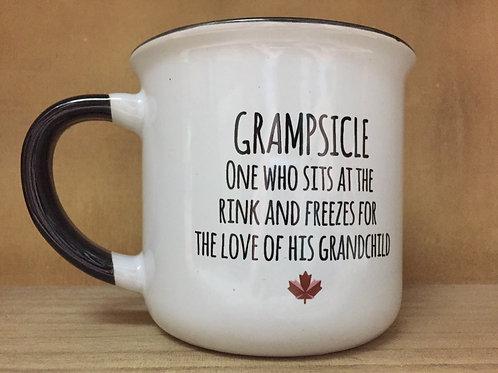 """""""Grampsicle"""" Ceramic Mug"""