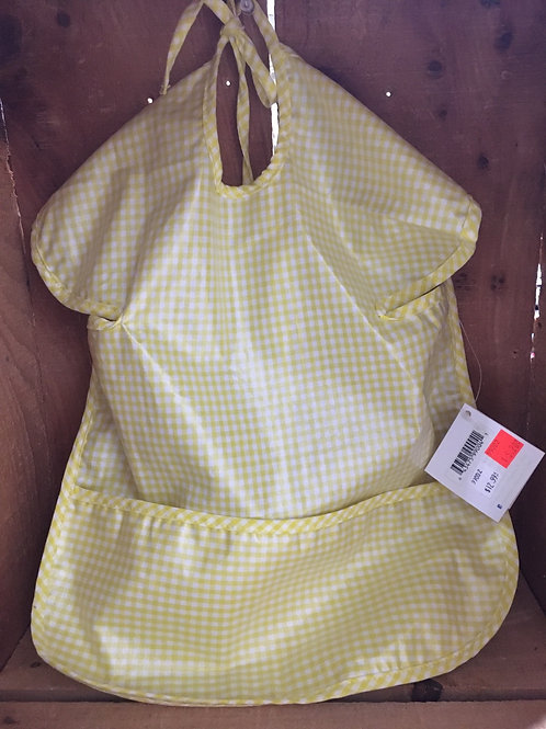 Yellow Gingham Baby Bob by Pickles