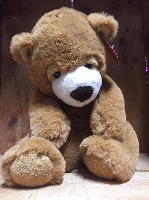 """10"""" Sluuumpy da Bear Plush Stuffed Animal"""