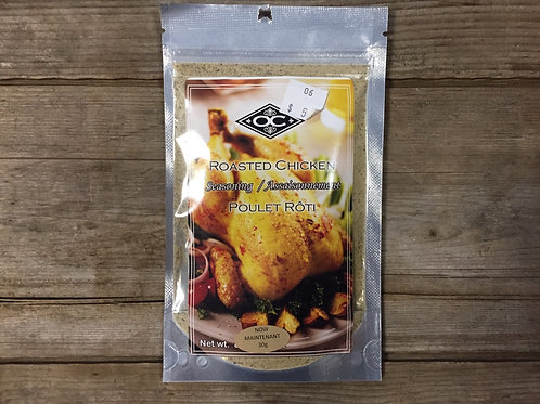 Orange Crate Roasted Chicken Seasoning 30g