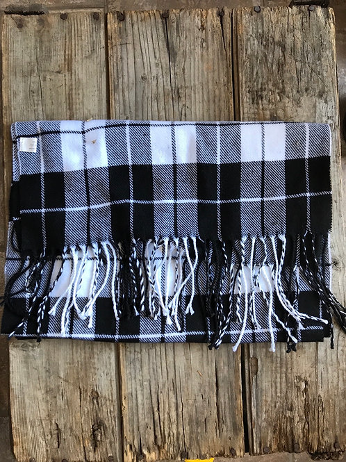"""68"""" x 11.5"""" 100% Viscose Scarf by GiftCraft"""