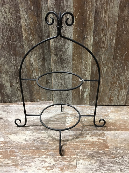 2 Tiered Plate Holder