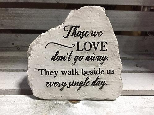 Small Memorial Stone