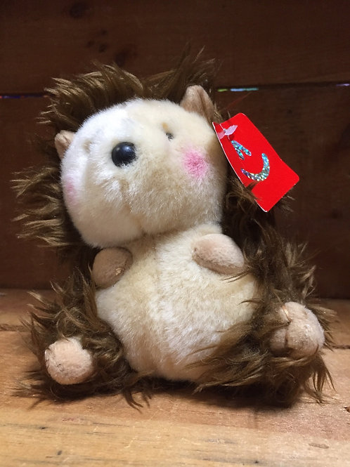 "5"" Merry the Hedgehog Aurora Brand Plush Stuffed Animal"