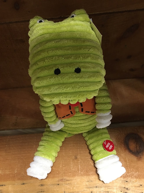 Axel the Alligator Singing Monkeez & Friends  Plush Stuffed Animal