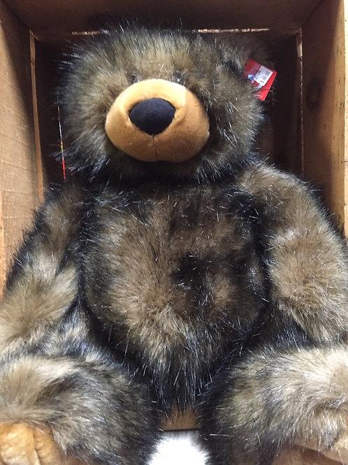 """17"""" Smokey Bear Plush Stuffed Animal"""