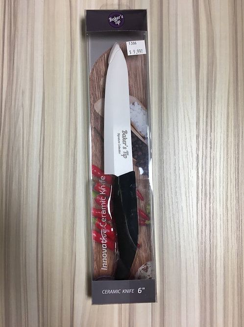 "6"" Ceramic Knife"