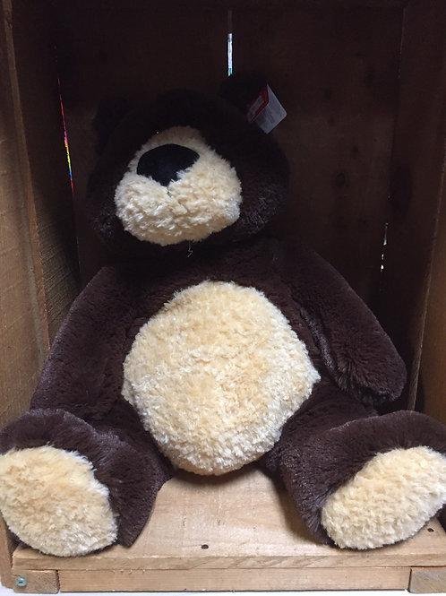 "14"" Chuckles Bear Plush Stuffed Animal"