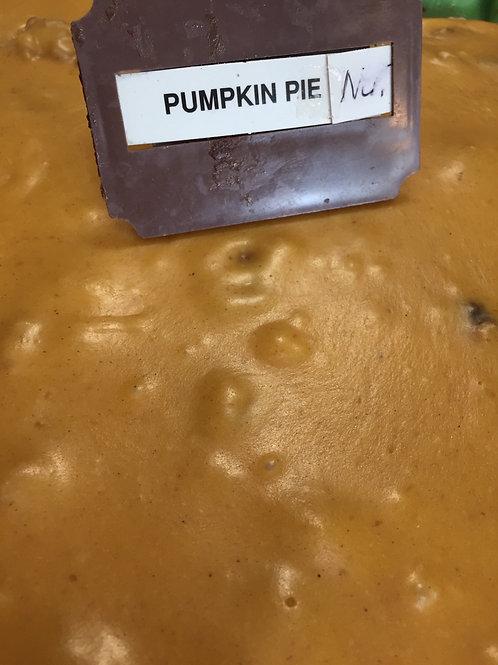 Pumpkin Pie Nut Fudge