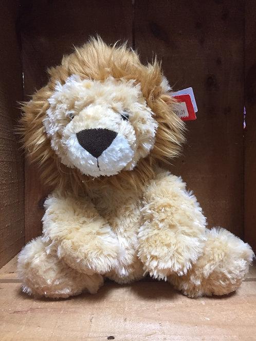 "10"" Lion Tubbie Wubbies Plush Stuffed Animal"