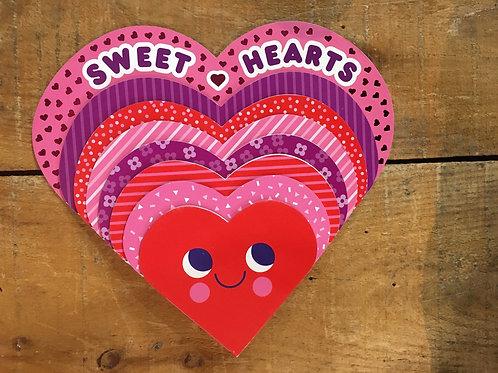 Sweet Hearts Board Book