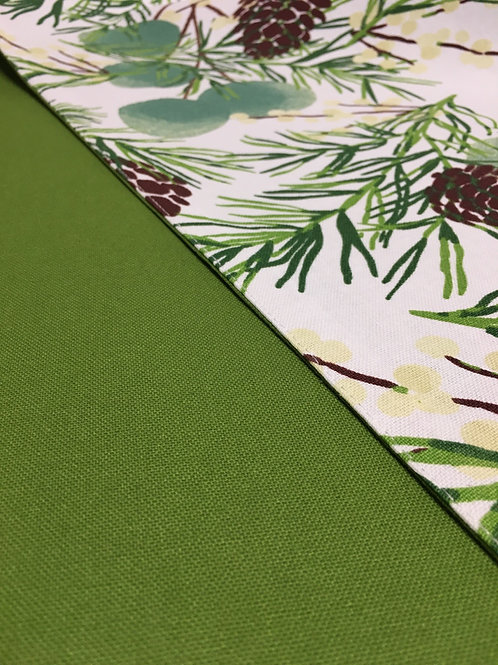Two Sided Table Runner
