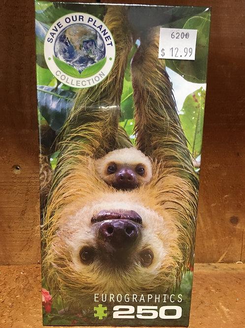 Sloths - 250pc Eurographics