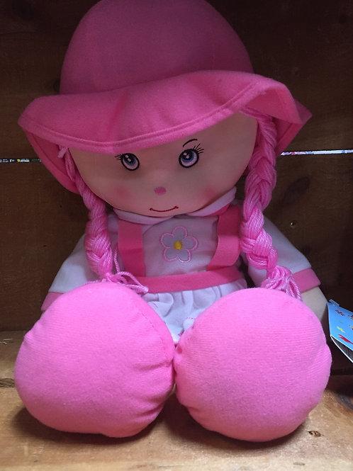 """18"""" Plush Stuffed Doll"""