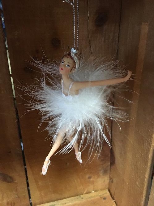 Ballerina Ornament