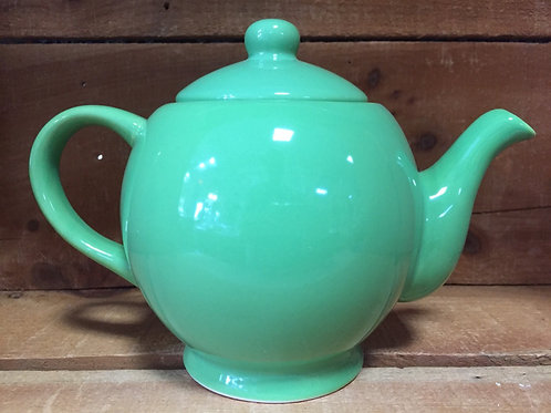 4 Cup Ceramic Green Teapot by Maison Plus