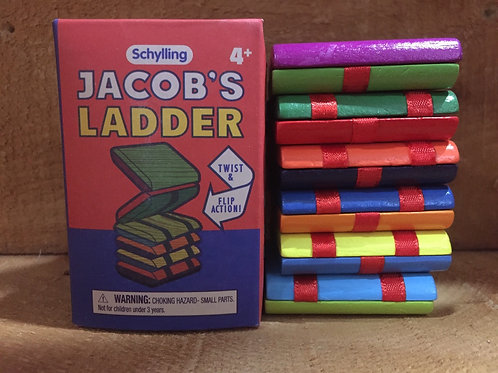Wooden Jacob's Ladder Toy by Schylling