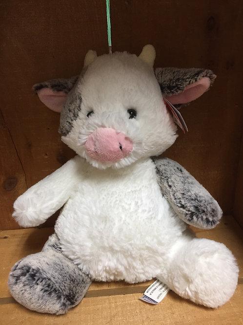 "10"" Cow Tubbie Wubbies Plush Stuffed Animal"