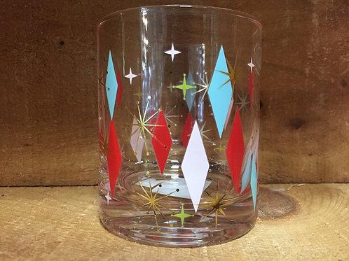 "3"" Tumbler Bowlerama Glass by Abbott"