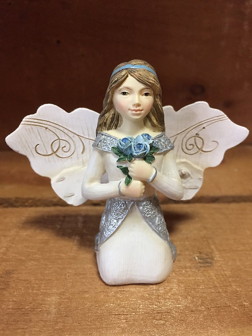 Birthstone Angel - March