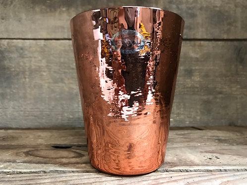 10 oz Copper Coated Glass Tumbler by Abbott