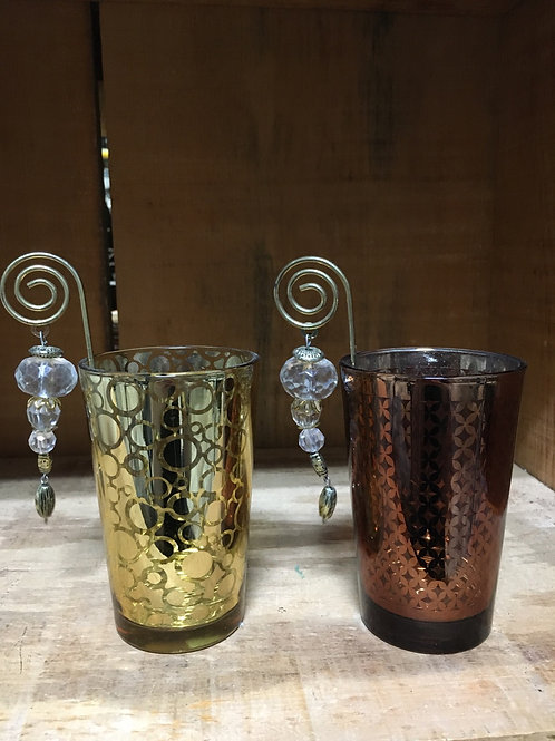 Votive and Candle Holder