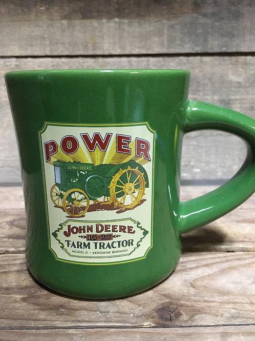 "4"" John Deere ""Power"" Mug"